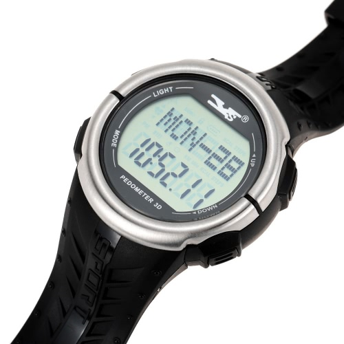 Multifunction Sports Pulse Watch Heart Rate Monitor