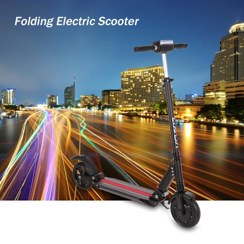 Lixada Two Wheel Folding Electric Scooter
