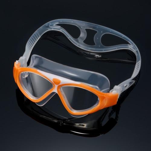 Adjustable Non Fogging Anti-UV Kids Silicone Swimming Goggles Swim GlassesSwimming Goggles<br>Adjustable Non Fogging Anti-UV Kids Silicone Swimming Goggles Swim Glasses<br><br>Blade Length: 17.0cm