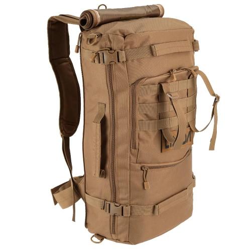 Lixada Multifunction Outdoor Military Tactical Backpack Hiking Camping Trekking Shoulder Bag 45LBackpacks<br>Lixada Multifunction Outdoor Military Tactical Backpack Hiking Camping Trekking Shoulder Bag 45L<br><br>Blade Length: 36.0cm