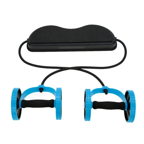 Sport Core Double AB Roller AB Wheel Fitness Abdominal Exercises Equipment Abdominal Waist Slimming