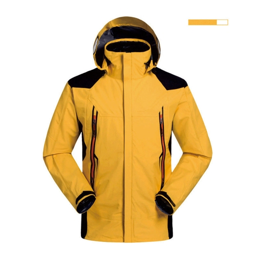 Mens Waterproof 3 in 1 Jacket Down Jacket Outdoor Sports Camping Mountaineering Skiing CoatCycling Clothing<br>Mens Waterproof 3 in 1 Jacket Down Jacket Outdoor Sports Camping Mountaineering Skiing Coat<br><br>Blade Length: 40.0cm