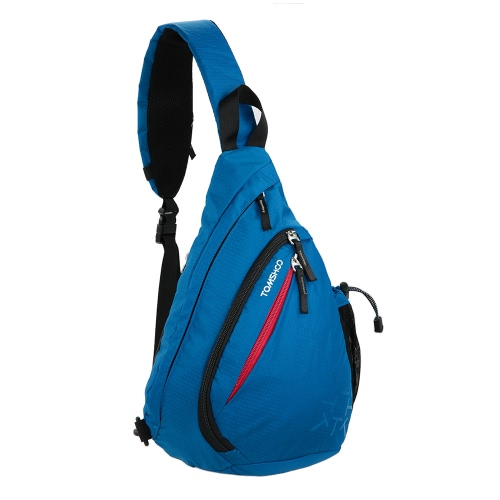 TOMSHOO Shoulder Pack Sling Chest CrossBody Bag Sports Leisure Men WomenBackpacks<br>TOMSHOO Shoulder Pack Sling Chest CrossBody Bag Sports Leisure Men Women<br><br>Blade Length: 40.0cm