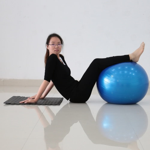 Buy 75cm Fitness Exercise Gym Fit Yoga Core Ball Multi-use Indoor Training