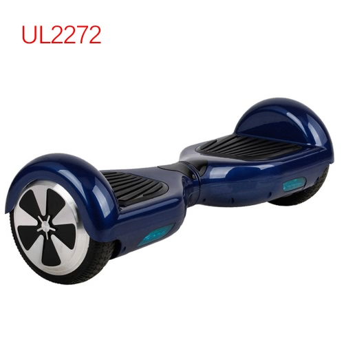 Buy UL2272 Certified 6.5 inch Two Wheel Self-Balancing Smart Electric Scooter LED Lights