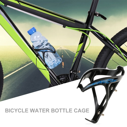 Mountain Bike Bicycle Plastic W-shape Extra Lightweight Water Bottle CageBike Accessories<br>Mountain Bike Bicycle Plastic W-shape Extra Lightweight Water Bottle Cage<br><br>Blade Length: 8.0cm