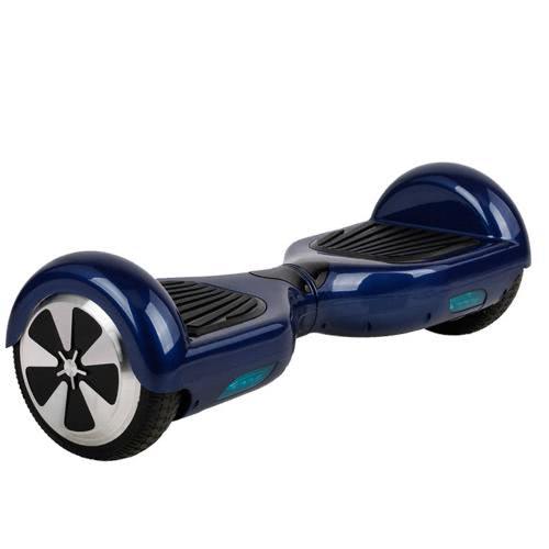 Deux Doubles 2 Roues Hoverboard Auto Equilibré skateboard électrique Smart Electrique Mini Scooter Skateboard Intelligent Voiture de Balance Monocycle avec LED