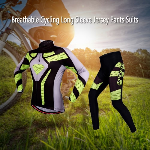 WOSAWE® Quick Dry Breathable Bike Bicycle Mountain Biking Unisex Cycling Jersey Pants Tights Clothing Sets Suits Long Sleeve Outdoor SportsCycling Clothing<br>WOSAWE® Quick Dry Breathable Bike Bicycle Mountain Biking Unisex Cycling Jersey Pants Tights Clothing Sets Suits Long Sleeve Outdoor Sports<br><br>Blade Length: 25.0cm