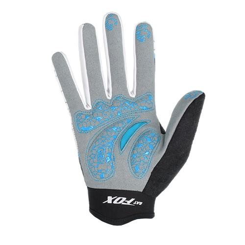 BATFOX Men's Women's Cycling Full Finger Gloves Breathable Wear-resistant Sports Gloves Spring AutumnBicycle Gloves<br>BATFOX Men's Women's Cycling Full Finger Gloves Breathable Wear-resistant Sports Gloves Spring Autumn<br><br>Blade Length: 28.0cm