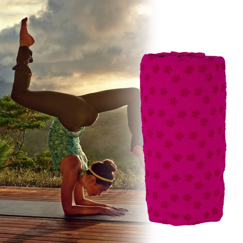 Nonslip Flower Yoga Mat Towel Mat Cover Blanket with Free Mesh Carry Bag for Hot Yoga Fitness ExerciseYoga<br>Nonslip Flower Yoga Mat Towel Mat Cover Blanket with Free Mesh Carry Bag for Hot Yoga Fitness Exercise<br><br>Blade Length: 24.0cm