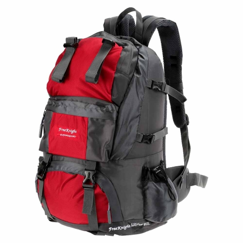 50L Outdoor Sport Backpack-RedBackpacks<br>50L Outdoor Sport Backpack-Red<br><br>Blade Length: 56.0cm