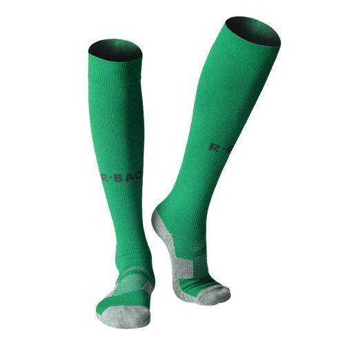 1 Pair of Non-slip Footbed Football SocksFootball &amp;Others<br>1 Pair of Non-slip Footbed Football Socks<br><br>Blade Length: 31.0cm