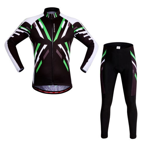 WOSAWE® Quick-dry Stretchy Unisex Mountain Biking Cycling Long Sleeve Jersey Pants Bicycle Tights Clothing Sets Suits Outdoor Sports Bike RacingCycling Clothing<br>WOSAWE® Quick-dry Stretchy Unisex Mountain Biking Cycling Long Sleeve Jersey Pants Bicycle Tights Clothing Sets Suits Outdoor Sports Bike Racing<br><br>Blade Length: 25.0cm