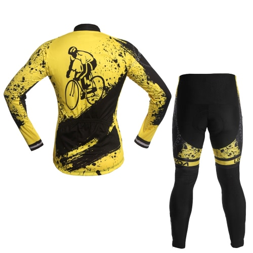 Lixada Unisex Breathable Comfortable Long Sleeve Padded Pants Cycling Clothing Set Riding SportswearBike Accessories<br>Lixada Unisex Breathable Comfortable Long Sleeve Padded Pants Cycling Clothing Set Riding Sportswear<br><br>Blade Length: 28.0cm