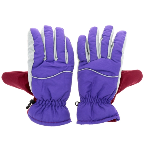 2Pcs Water Resistant Winter Thermal Outdoor Skiing Skating Snow GlovesGloves<br>2Pcs Water Resistant Winter Thermal Outdoor Skiing Skating Snow Gloves<br><br>Blade Length: 29.0cm