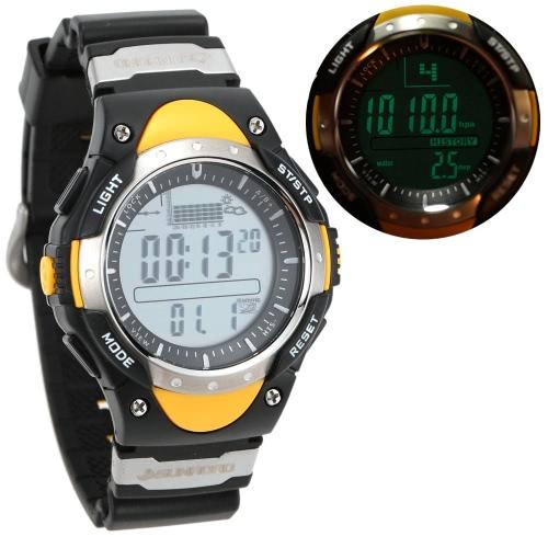 Buy Sunroad Digital Fishing Watch 3ATM Waterproof Barometer Altimeter Thermometer