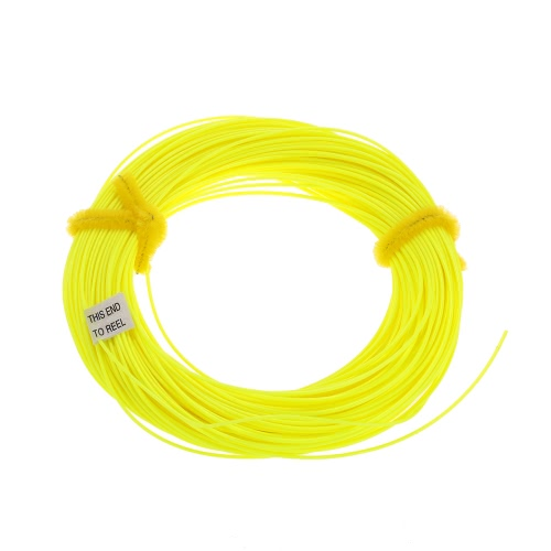 WF-5F Weight Forward Floating Fly Fishing Line Fly Fishing Rigging Tapered Trout Fly LineFishing Lines<br>WF-5F Weight Forward Floating Fly Fishing Line Fly Fishing Rigging Tapered Trout Fly Line<br><br>Blade Length: 10.0cm