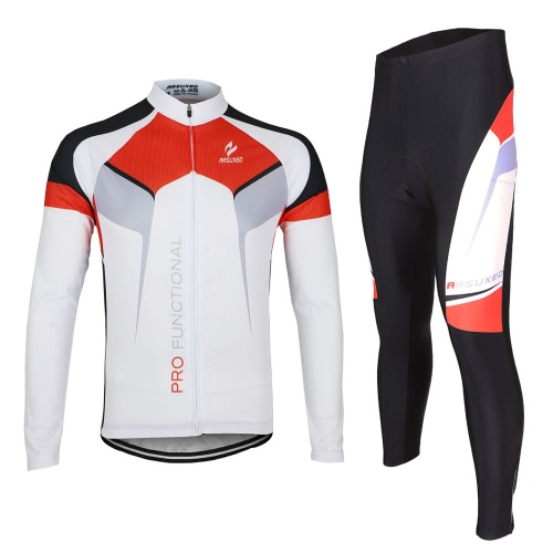 ARSUXEO Spring Autumn Cycling Clothing Set Sportswear Suit Bicycle Bike Outdoor Long Sleeve Jersey + Pants Breathable Quick-dry MenCycling Clothing<br>ARSUXEO Spring Autumn Cycling Clothing Set Sportswear Suit Bicycle Bike Outdoor Long Sleeve Jersey + Pants Breathable Quick-dry Men<br><br>Blade Length: 28.0cm