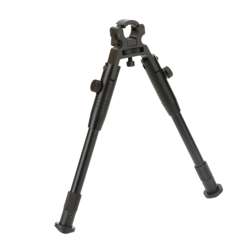Adjustable 8 to 10 Height Retractable Clamp on Barrel BipodOthers<br>Adjustable 8 to 10 Height Retractable Clamp on Barrel Bipod<br><br>Blade Length: 22.0cm