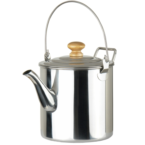 3000ML Outdoor Camping Pot Stainless Steel Kettle Tea Kettle Coffee Pot Y0860