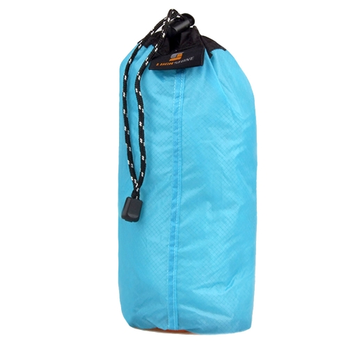 Waterproof Silicon Coated Nylon Portable Ultralight Outdoor Travel Kits Shoes Pouch Clothing Luggage Sorting Organizer Drawstring Storage BagStorage Containers<br>Waterproof Silicon Coated Nylon Portable Ultralight Outdoor Travel Kits Shoes Pouch Clothing Luggage Sorting Organizer Drawstring Storage Bag<br><br>Blade Length: 7.0cm