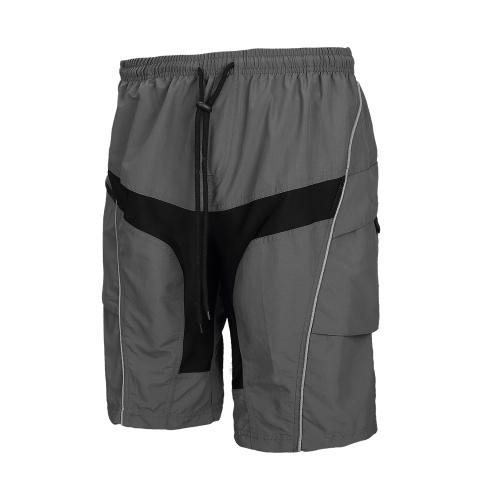 Santic Men MTB Bicycle Cycling Shorts Pants with Detachable Cushion PadCycling Clothing<br>Santic Men MTB Bicycle Cycling Shorts Pants with Detachable Cushion Pad<br><br>Blade Length: 35.0cm