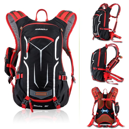 Lixada 18L Water-resistant Breathable Cycling Bicycle Bike Shoulder Backpack Ultralight Outdoor Sports Riding Travel Mountaineering Hydration Water Bag with Rain CoverBag Supplies<br>Lixada 18L Water-resistant Breathable Cycling Bicycle Bike Shoulder Backpack Ultralight Outdoor Sports Riding Travel Mountaineering Hydration Water Bag with Rain Cover<br><br>Blade Length: 50.0cm