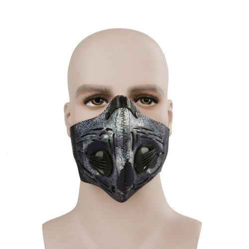 Basecamp Anti PM 2.5 Bicycle Cycling Mask Mouth-Muffle Dust Mask Dustproof Riding Skiing Mask Bike Face Cover Outdoor Sports Y1238B