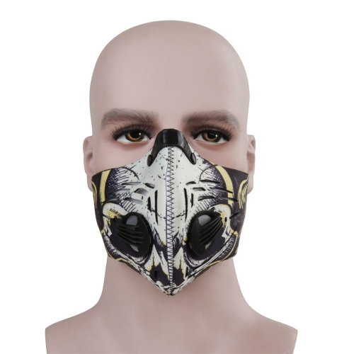 Basecamp Anti PM 2.5 Bicycle Cycling Mask Mouth-Muffle Dust Mask Dustproof Riding Skiing Mask Bike Face Cover Outdoor Sports Y1238Y