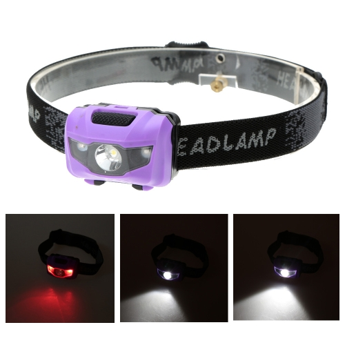 3W Lightweight Water Resistant LED Headlight Fishing Light Outdoor Lighting LED Camping HeadlampHeadlamps<br>3W Lightweight Water Resistant LED Headlight Fishing Light Outdoor Lighting LED Camping Headlamp<br><br>Blade Length: 7.4cm