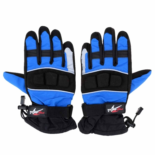 2Pcs Pro-biker Winter Waterproof Windproof Thermal Motorcycle Racing Gloves