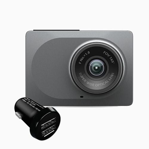 [Dual USB Ports] Xiaomi Xiaoyi Smart Vehicle Data Recorder Camera ADAS 1080P 60 Frames VideoXiaomi Accessories<br>[Dual USB Ports] Xiaomi Xiaoyi Smart Vehicle Data Recorder Camera ADAS 1080P 60 Frames Video<br><br>Blade Length: 18.0cm