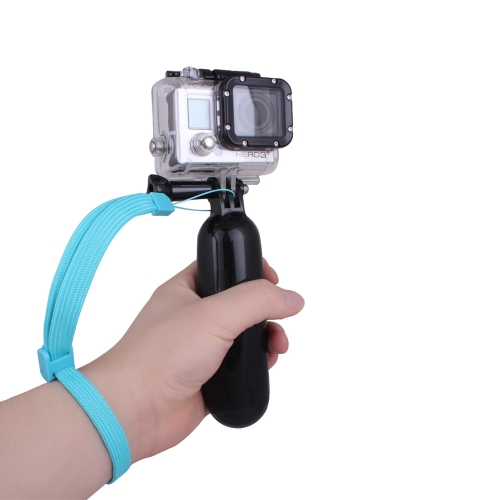 Andoer Floating Hand Grip Handle Mount Accessory for GoPro Hero 1 2 3 3+ 4 Camera Black D1183B