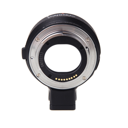 YONGNUO Auto-focus Smart Mount Adapter EF-M for Canon EF Lens to Canon EOS M Mount Camera