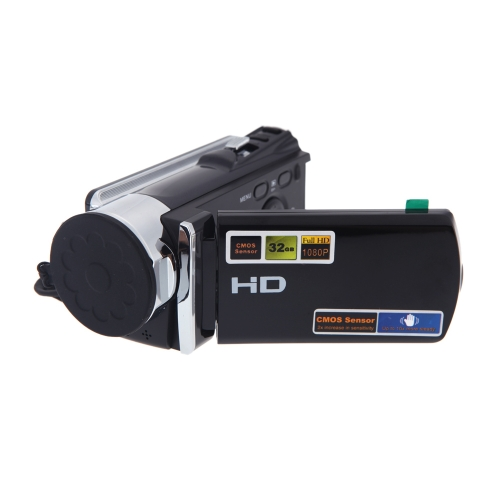 1080P Digital Video Camcorder Full HD 16MP 16x Digital Zoom DV Camera Kit HDV-614A