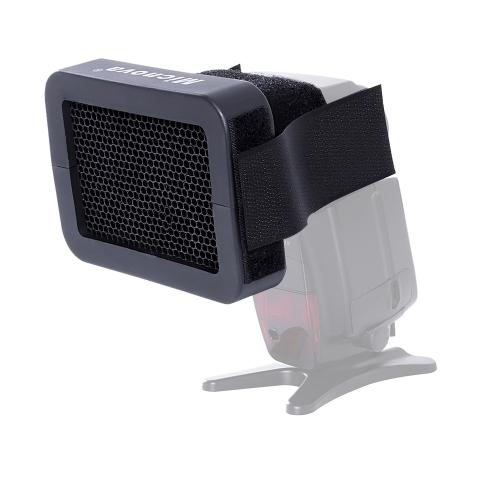 Micnova MQ-FW01 1/8 Universal Honeycomb Speed Grid Flash Diffuser for Portable Camera Flash SpeedlightDiffusers<br>Micnova MQ-FW01 1/8 Universal Honeycomb Speed Grid Flash Diffuser for Portable Camera Flash Speedlight<br><br>Blade Length: 20.0cm