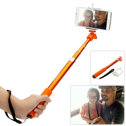 Firmcam Telescopic Extendable Handheld Selfie Self-Timer Rotatable Pole Monopod Stick Grip with Adjustable Phone Holder iPhone Samsung SonySelf-shooting Accessories<br>Firmcam Telescopic Extendable Handheld Selfie Self-Timer Rotatable Pole Monopod Stick Grip with Adjustable Phone Holder iPhone Samsung Sony<br><br>Blade Length: 38.5cm
