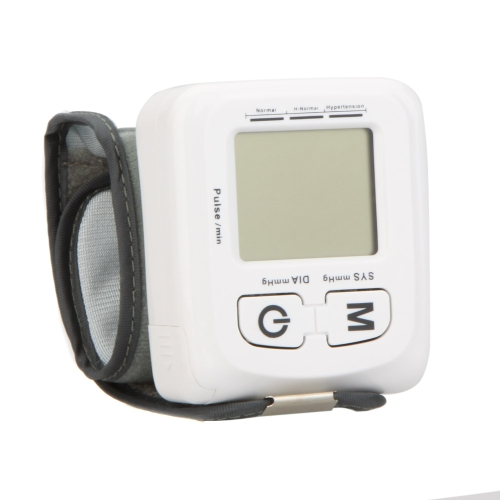 Buy BW-602 Portable LCD Automatic Wrist Blood Pressure Monitor Tester Heart Beat Pulse Meter Health Experts