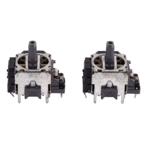 One Pair of 3D Controller Joystick Axis Analog Sensor Module Replacement for Xbox One for PS4 F1501