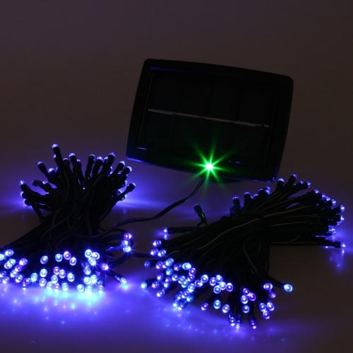 LED de luz 200 Solar LED String от Tomtop.com INT