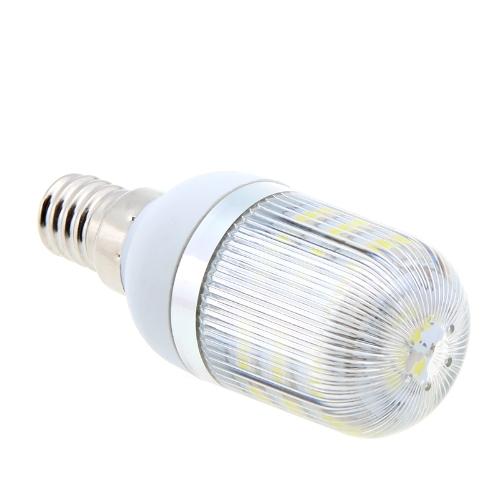 Lâmpada de LED milho branco 48 3528 SMD 2.5 w E14 220V от tomtop.com INT