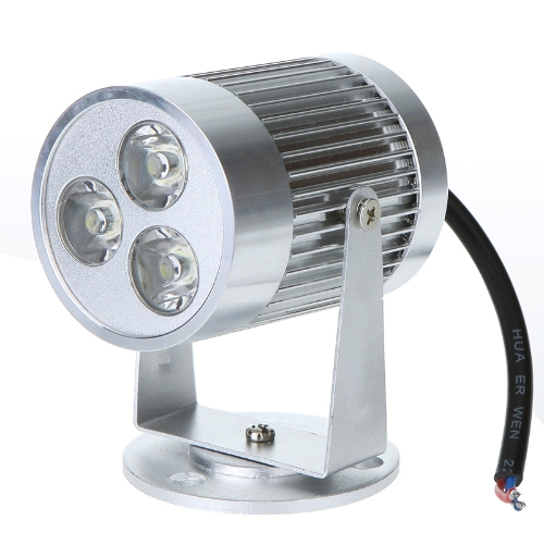 3 * 1W morno luz branca LED Spotlight contador parede lâmpada от Tomtop.com INT