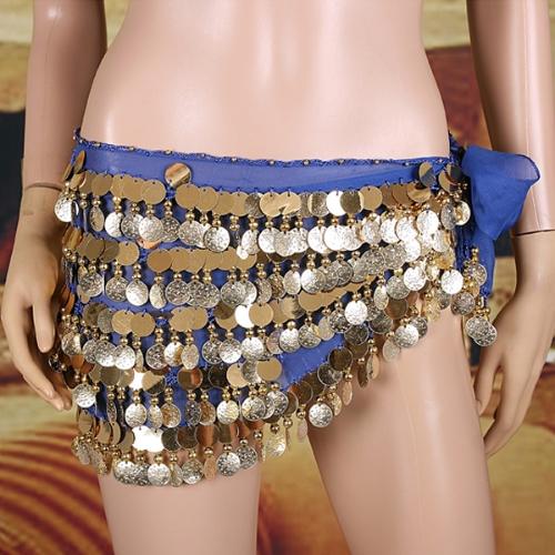Belly dance waist link