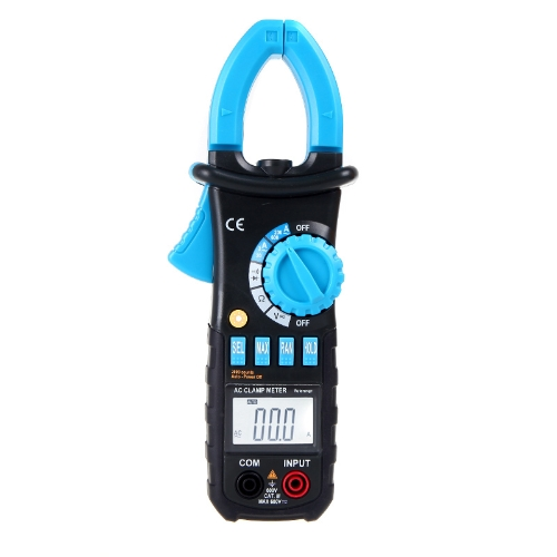 Digital AC Clamp Meter Auto Range LCD Backlight 2000digits