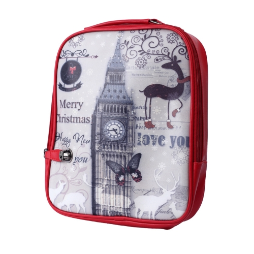 Vintage Women Backpack PU Leather Colorful Print Student School Bag Handbag Red Big BenVintage Women Backpack PU Leather Colorful Print Student School Bag Handbag Red Big Ben<br><br>Blade Length: 32.0cm