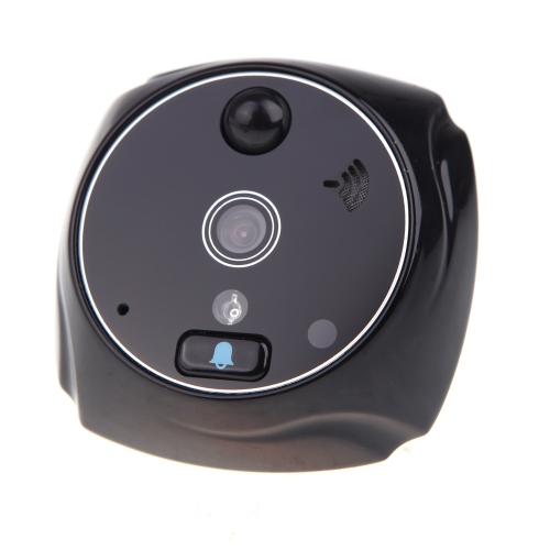 """5"""""""" TFT LCD Color Peephole Door Viewer Doorphone for Home Touch Screen Take Photo Call Phone MMS Function"""" H10663"""