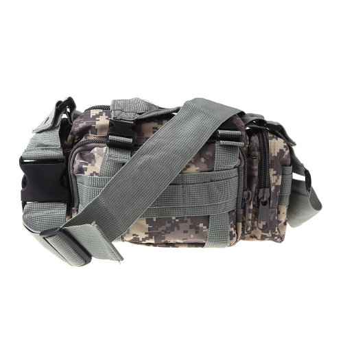 Buy Tactical Waist Pack Shoulder Bag Handbag Military Camping Hiking Sport Outdoor Multi-purpose ACU