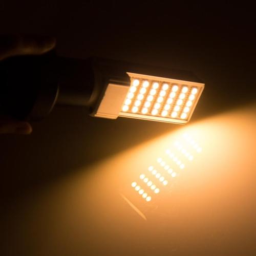 G24 6W 35 LEDs 5050 SMD Bulb Lamp Light  Energy Saving Warm White 100-240V