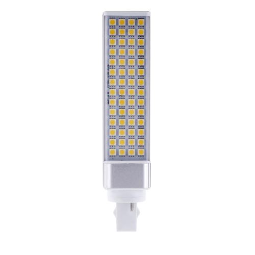 G24 10W 56 LEDs 5050 SMD Bulb Lamp Light Energy Saving Warm White 100-240V