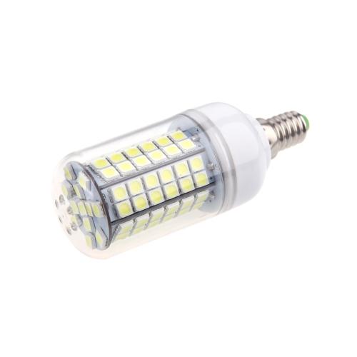 E14 15W 5050 SMD 96 LED Corn Light Bulb Lamp Energy Saving 360 Degree White 220-240VLED Bulbs &amp; Tubes<br>E14 15W 5050 SMD 96 LED Corn Light Bulb Lamp Energy Saving 360 Degree White 220-240V<br><br>Blade Length: 10.5cm